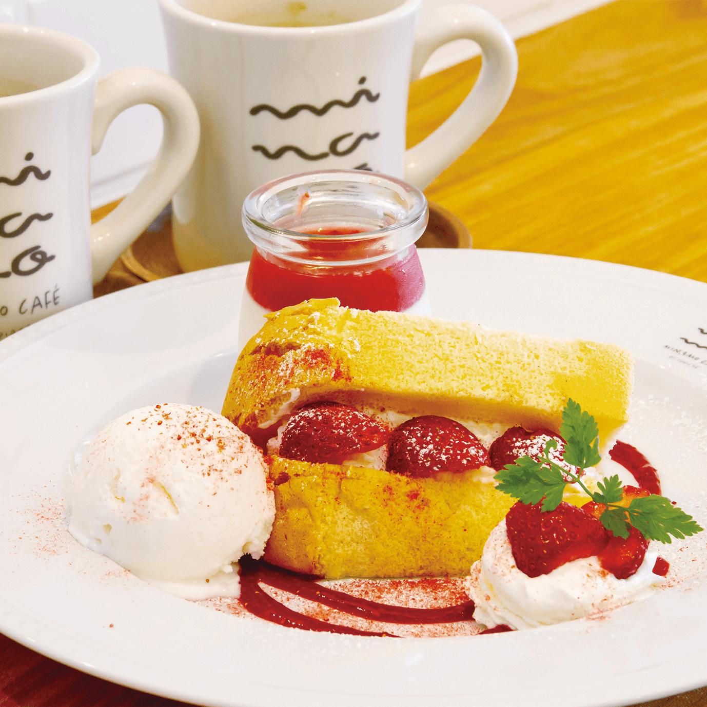 写真:MINAMO CAFÉ